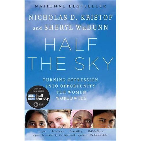 Half the Sky (Reprint) (Paperback) by Nicholas D. Kristof - image 1 of 1
