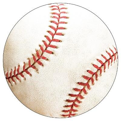 8ct Sports Fanatic Baseball Invitations