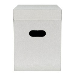 Fabric File Box Gray - Threshold™
