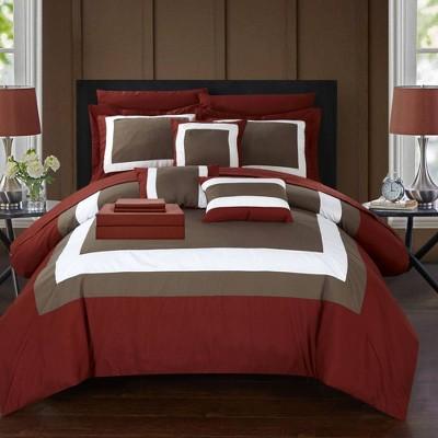 Darren Comforter Set - Chic Home Design
