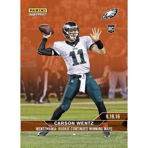 Panini Carson Wentz NFL Eagles 2016 Base Card #58 - image 1 of 1