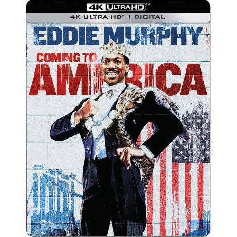 Coming To America (4K/UHD)(2020) - image 1 of 1