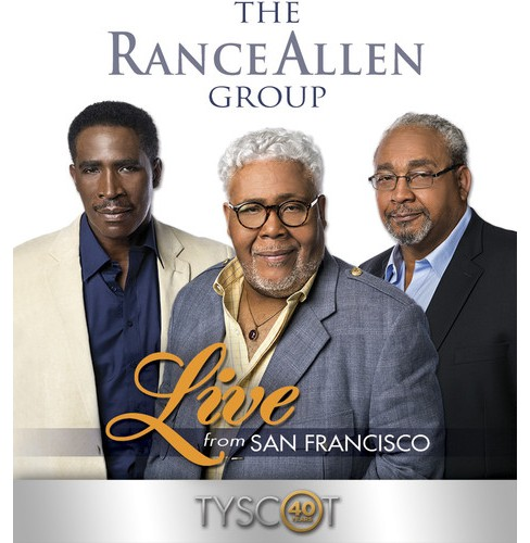 Rance Allen Group:Live From San Frans (DVD) - image 1 of 1