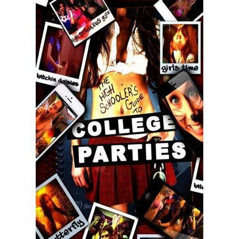 The High Schooler's Guide to College Parties (DVD) - image 1 of 1