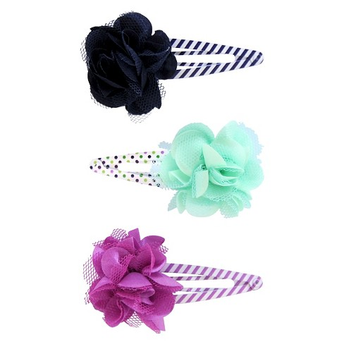 Toddler Girls' 2-Pack Hair Clips - Cherokee® - image 1 of 1