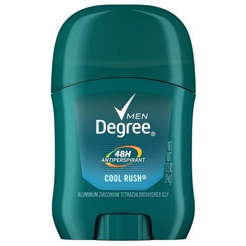 Degree Men 48-Hour Cool Rush Antiperspirant & Deodorant Stick - 0.5oz - image 1 of 3