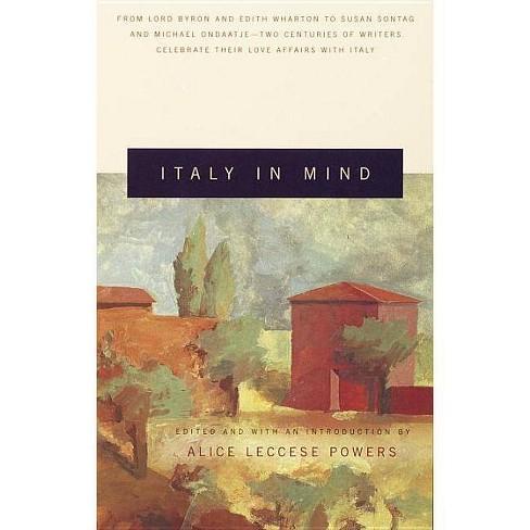 Italy in Mind - (Vintage Departures) (Paperback) - image 1 of 1