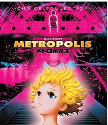 Metropolis osamu tezuka online dating