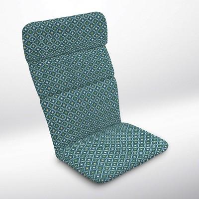 Alana Tile Adirondack Chair Cushion - Arden Selections