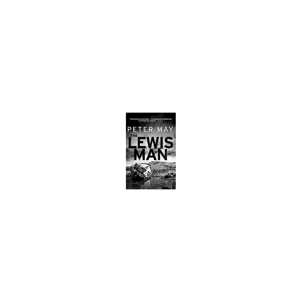 The Lewis Man ( Lewis Trilogy) (Paperback)