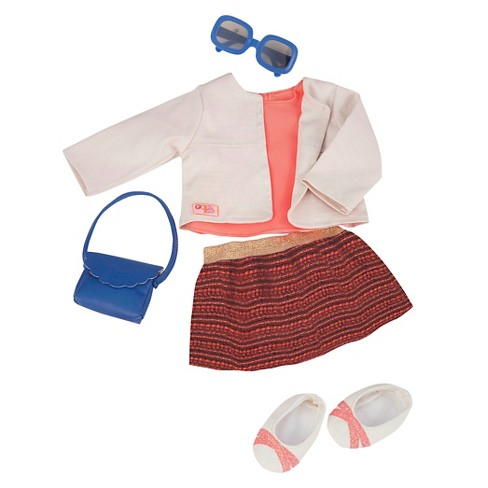 Our Generation® Deluxe Outfit - Busy Bee™ - image 1 of 2