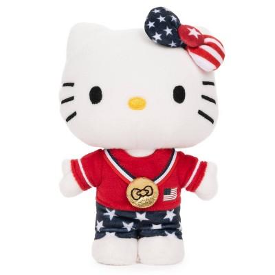"GUND Hello Kitty Team USA Athlete 6"" Plush"
