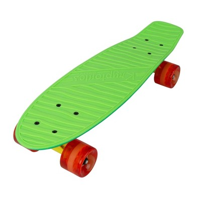 Bravo Toy Story 4 Bunny Ducky Classic Skateboard - Green