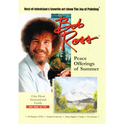 Bob Ross The Joy Of Painting: Peace Offerings Summer (DVD) - image 1 of 1