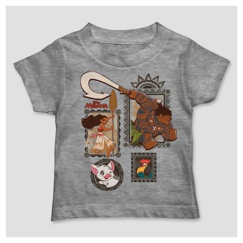 ace5bd54 Tops & T-Shirts Moana Maui Red Toddler Boys Shirt Baby & Toddler Clothing