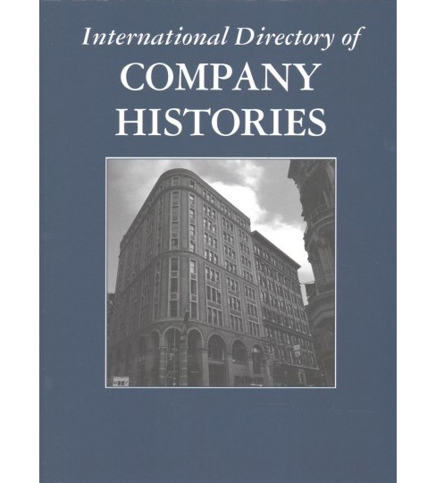 International Directory of Company Histories (Vol 190) (Hardcover) - image 1 of 1