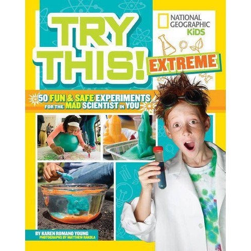 Try This Extreme - by  Karen Romano Young (Paperback) - image 1 of 1
