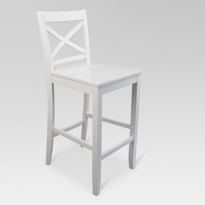"29"" Carey Hardwood Barstool - Threshold™"