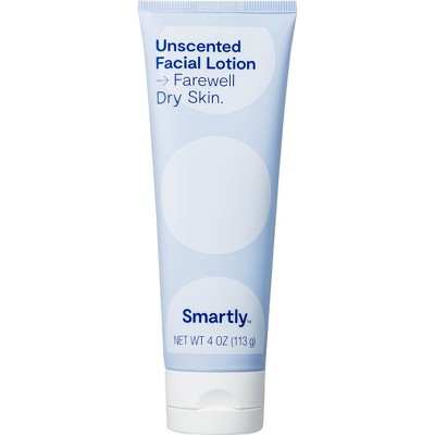 Facial Moisturizer: Smartly Unscented Facial Lotion