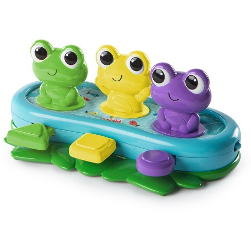 Bright Starts™ Bop & Giggle Frogs™ - image 1 of 5