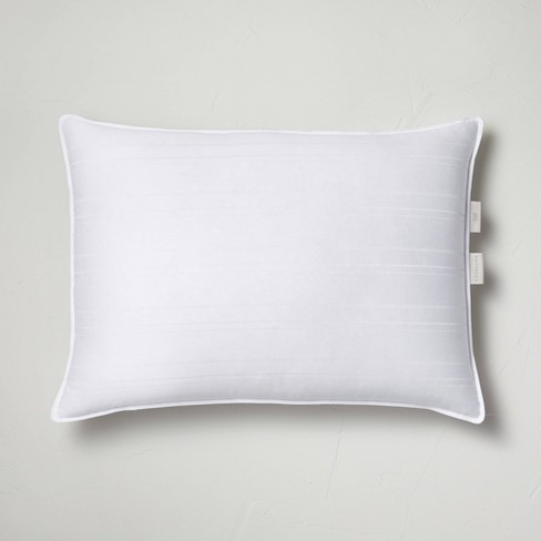 Machine Washable Goose Down Bed Pillow - Casaluna™ - image 1 of 4
