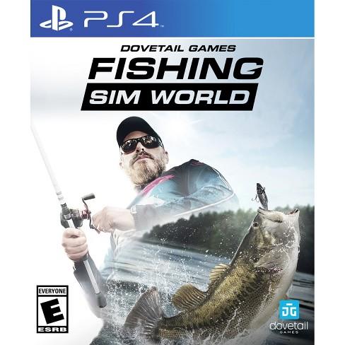 Fishing Sim World - PlayStation 4 - image 1 of 6