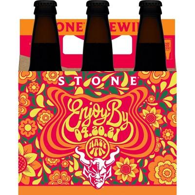 Stone Enjoy By IPA Beer - 6pk/12 fl oz Bottles