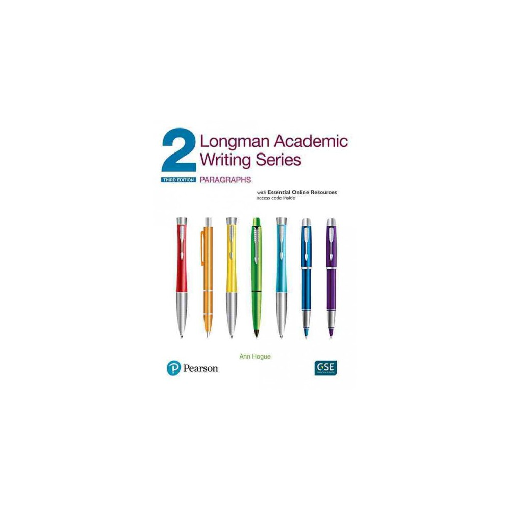 Longman Academic Writing Level 2 : Paragraphs (Paperback) (Ann Hogue)