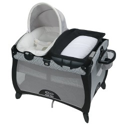 Graco Pack 'n Play Quick Connect Portable Seat Playard - Asher