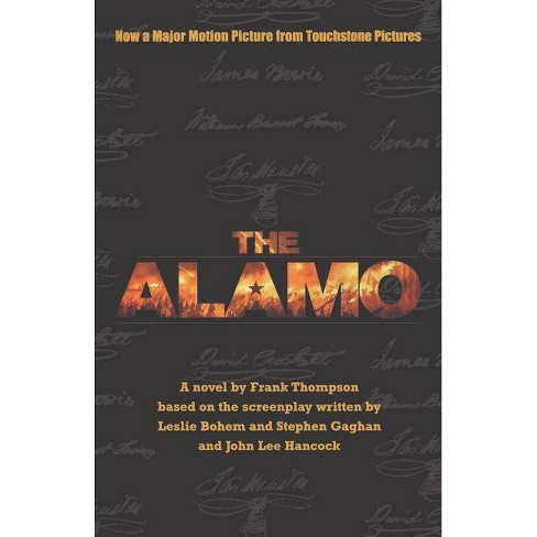 The Alamo - by  Frank Thompson (Paperback) - image 1 of 1