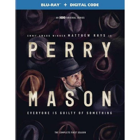 Perry Mason: The Complete First Season (Blu-ray)(2020) - image 1 of 1