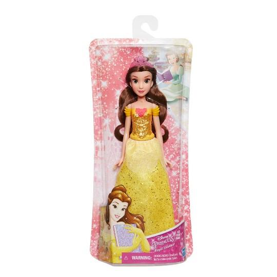Disney Princess Royal Shimmer - Belle Doll image number null