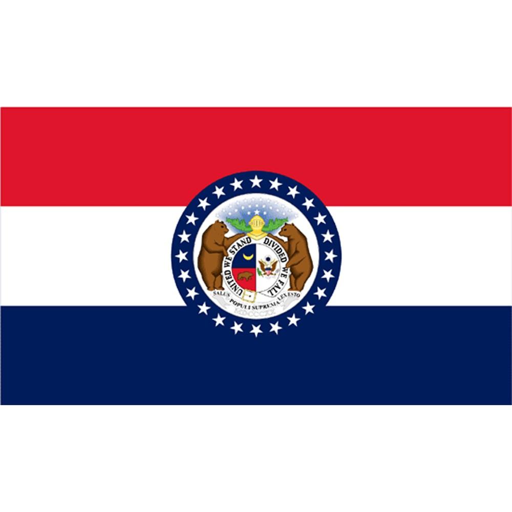 Image of Halloween Missouri State Flag - 3' x 5'
