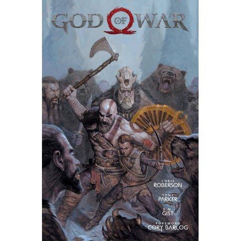 God of War - by  Chris Roberson (Paperback) - image 1 of 1