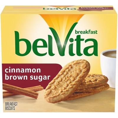 belVita Cinnamon Brown Sugar Breakfast Biscuits - 5 Packs