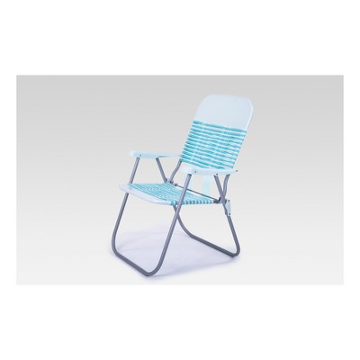 Jelly Patio Folding Chair - Turquoise - Room Essentials™
