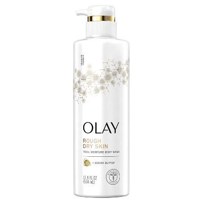 Olay Total Moisture Body Wash with Vitamin B3 and Cocoa Butter -17.9 fl oz