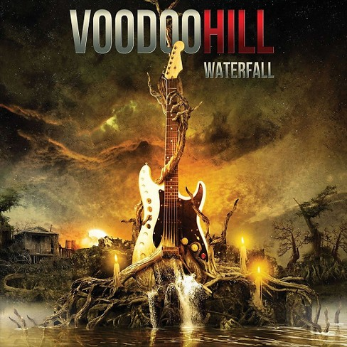 Voodoo hill - Waterfall (CD) - image 1 of 1