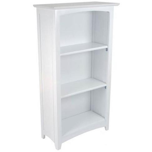 KidKraft Avalon Kids Tall Wooden Bookshelf - White - image 1 of 1