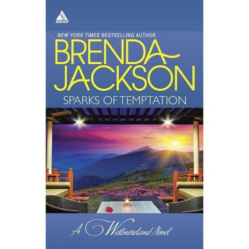 Sparks of Temptation (Paperback) by Brenda Jackson - image 1 of 1