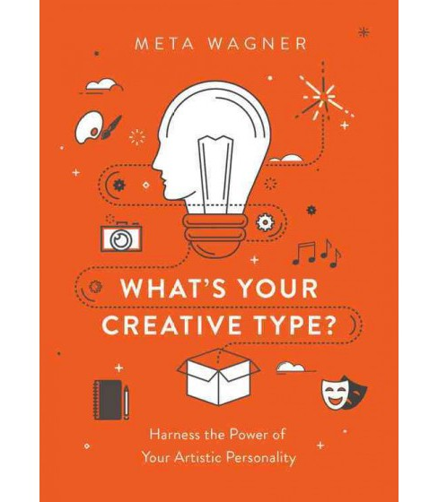 What's Your Creative Type? : Harness the Power of Your Artistic Personality (Paperback) (Meta Wagner) - image 1 of 1