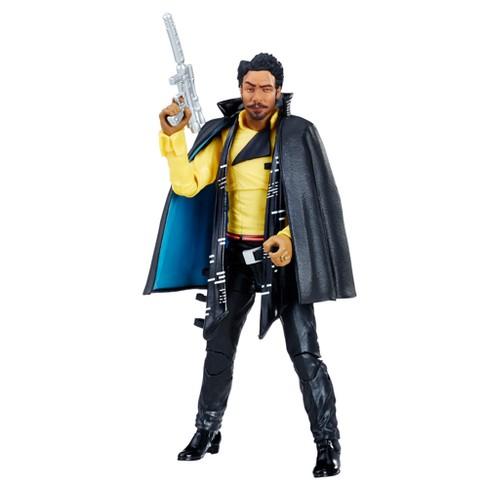 "Star Wars The Black Series Lando Calrissian 6"" Figure - image 1 of 3"