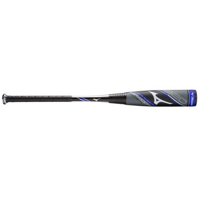 Mizuno B20-Maxcor-Hot Metal - Big Barrel Youth Usa Baseball Bat (-5) Youth - Boys Size 31 Inches In Color Grey-Black (9190)