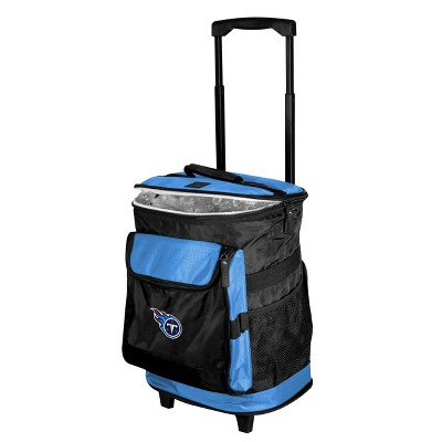 NFL Tennessee Titans Rolling Cooler