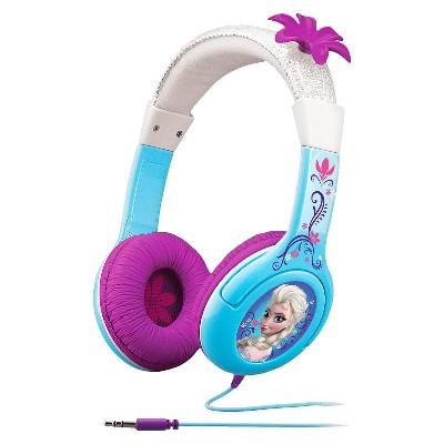 Disney Frozen Kids On-the-Ear Wired Headphones
