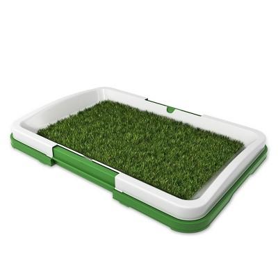 Pet Pal Puppy Artificial Grass Potty Trainer Mat
