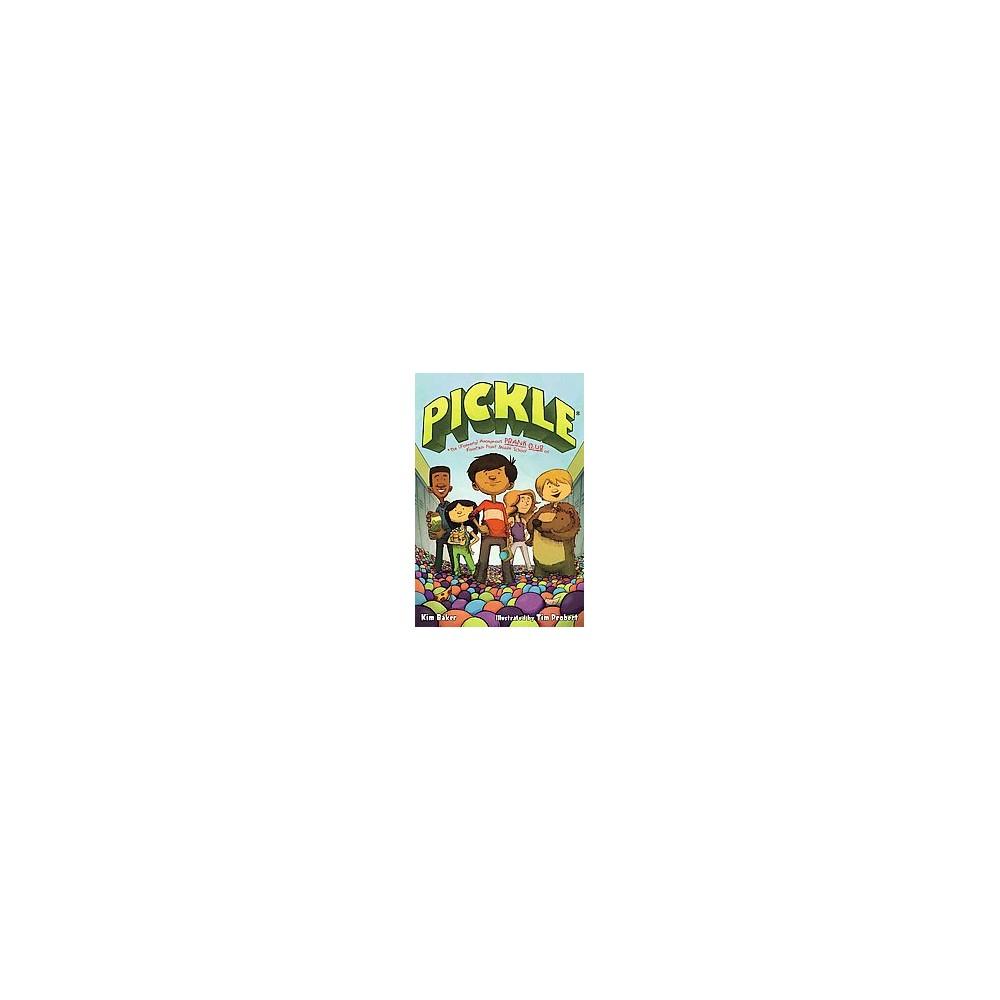 Pickle (Hardcover), Books