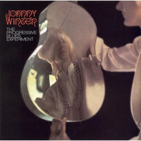 Johnny Winter - Progressive Blue Experiment (CD) - image 1 of 1