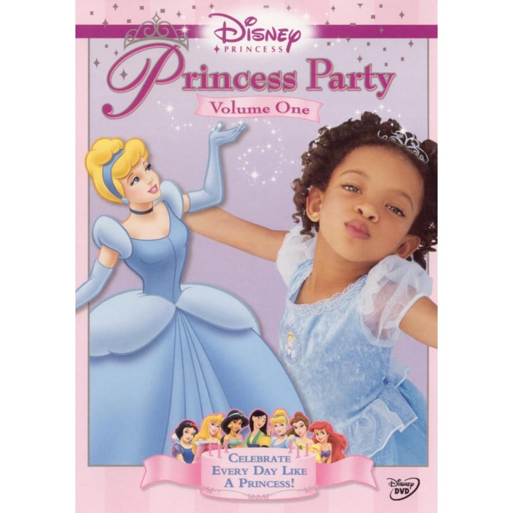 Disney Princess: Princess Party, Vol. 1