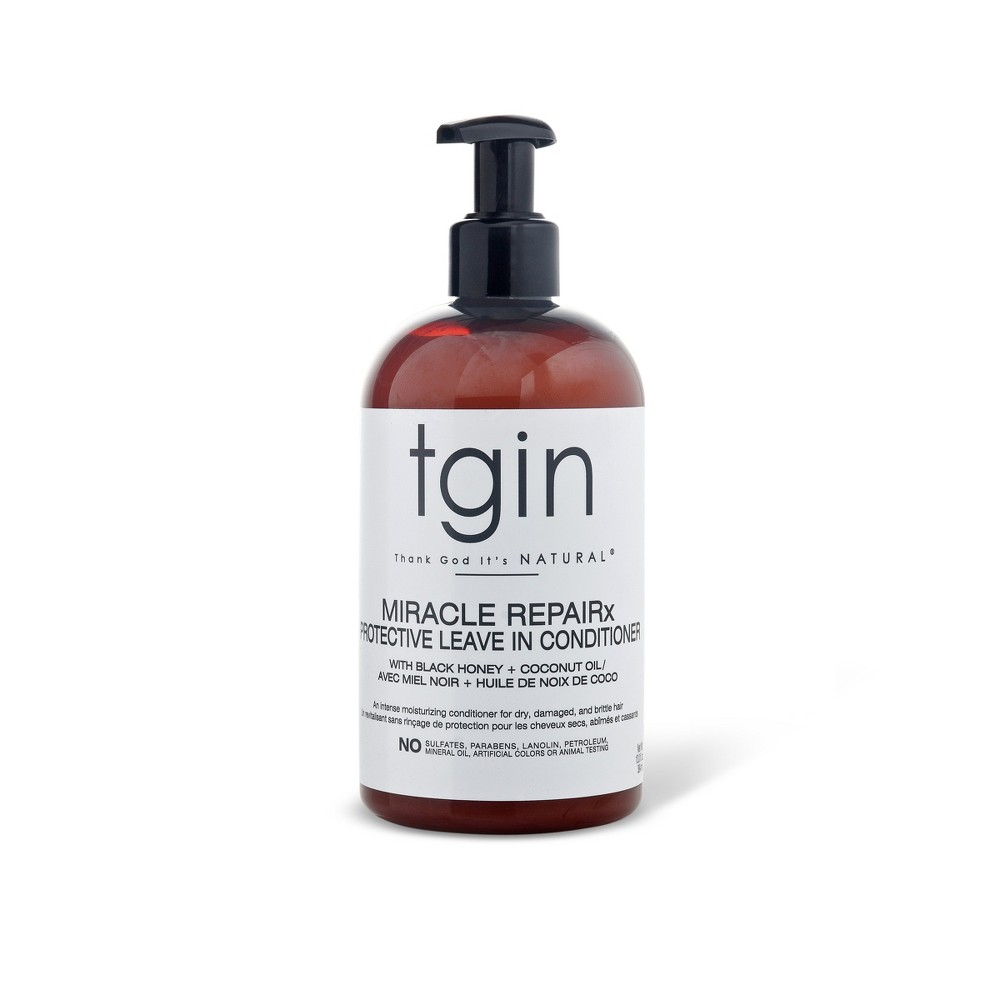 Image of TGIN Miracle Repairx Protective Leave-In Conditioner - 13 fl oz